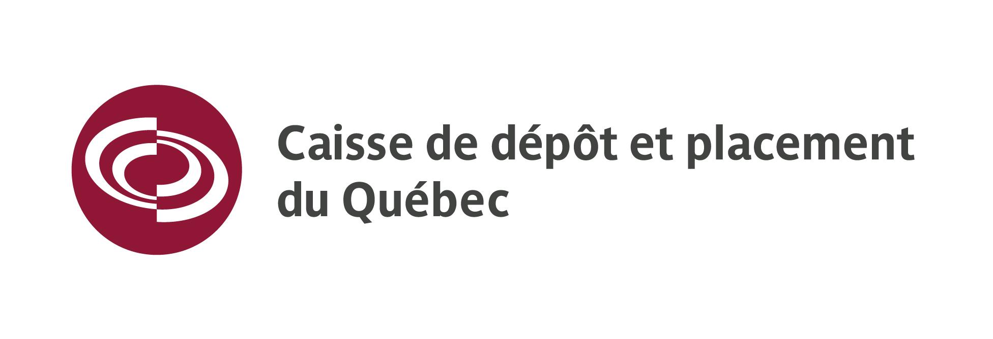 Logo de Caisse de dépôt et placement du Québec