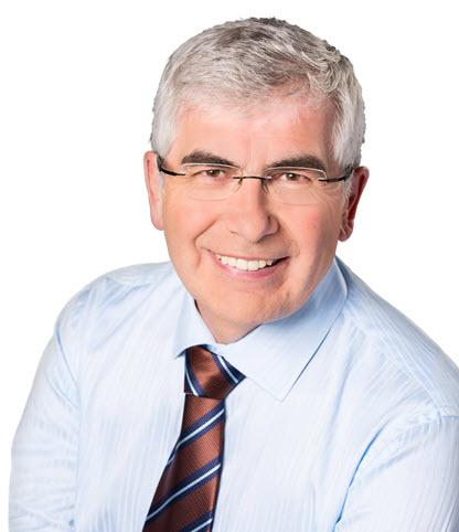Clément Gignac, Vice-président principal et Économiste en chef, iA Groupe financier